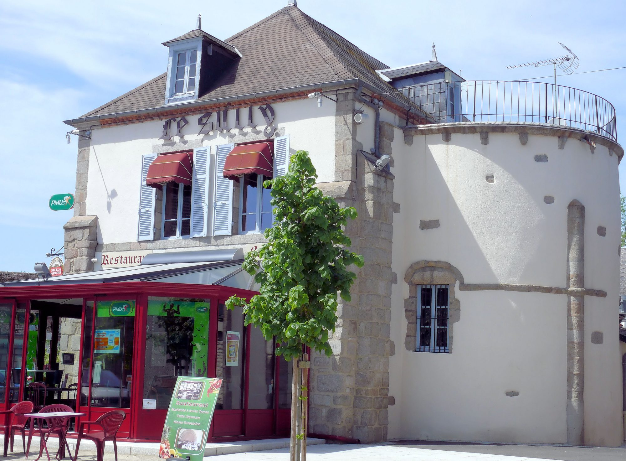 Brasserie Le Sully Gouzon